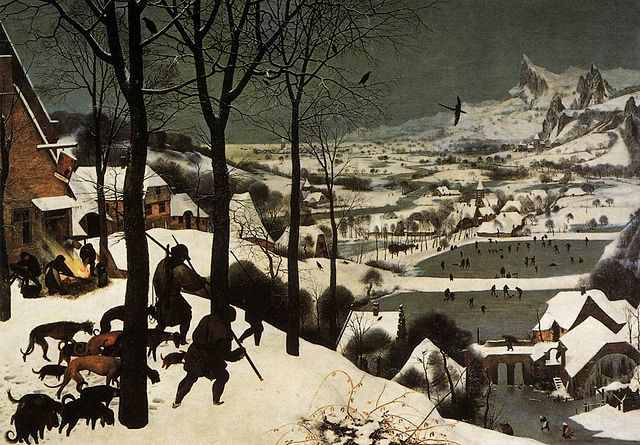 640px-Pieter_Bruegel_the_Elder_-_The_Hunters_in_the_Snow_(January)_-_WGA3434