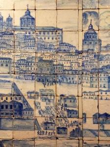 Lisboa, Ribeira (prima del terremoto)