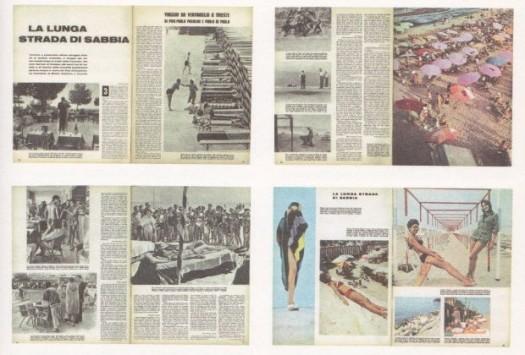 Pier Paolo Pasolini e la lunga strada di sabbia