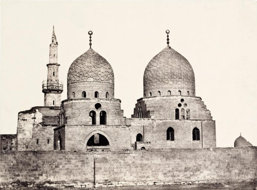 Maxime du Camp, Il Cairo, La tomba del sultano El-Ghoury